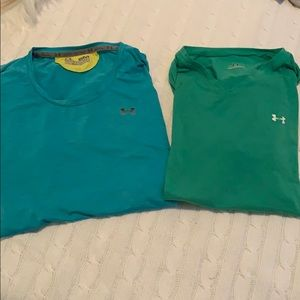 Under Armour T-shirt Bundle